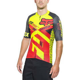 Fox Ascent Pro SS Jersey Herren red